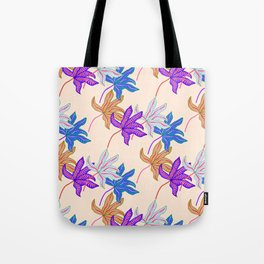 colourful autumn leaves Tote Bag