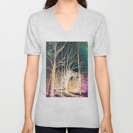 Lost in Your Limits Unisex V-Neck