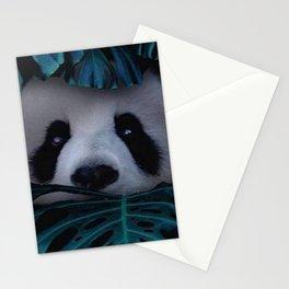 Panda Hidden Stationery Cards
