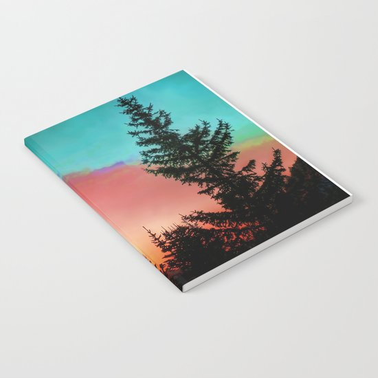 Mysteries, Yes Notebook