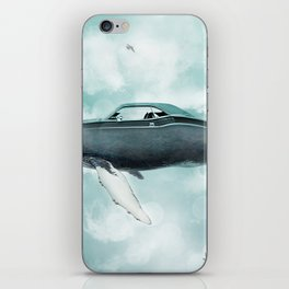 Humpback Camaro iPhone Skin