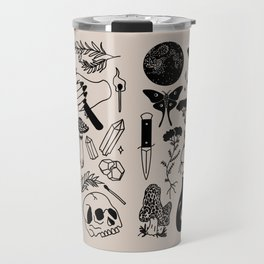 Forest Spells Travel Mug