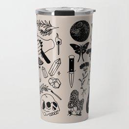 Forest Spells Travel Mug