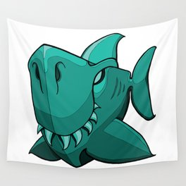 Shark - Arcadia Wall Tapestry