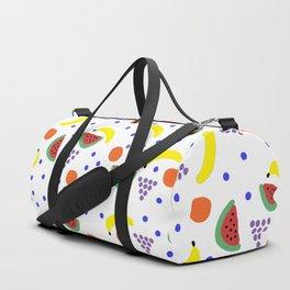 Berry Fruity Handmade Pattern Duffle Bag