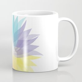 colorful lady Coffee Mug