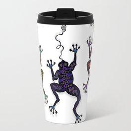 DANCING FROGS Travel Mug