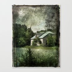 The Cloverfield House Canvas Print