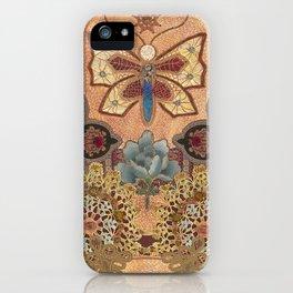 Luminous Garden iPhone Case