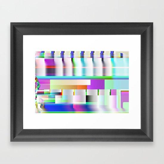 port11x8a Framed Art Print