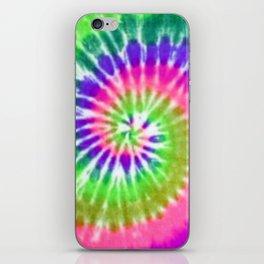 tye die iPhone Skin