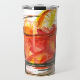 Negroni Cocktail Hour Travel Mug