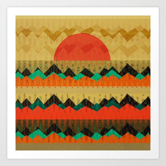 Textures/Abstract 138 Art Print