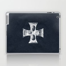 Cross Skull 2.0 Laptop & iPad Skin
