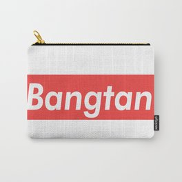 BTS Bangtan red Carry-All Pouch