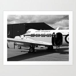 De Havilland DH 104 Devon C2 VP967 Art Print