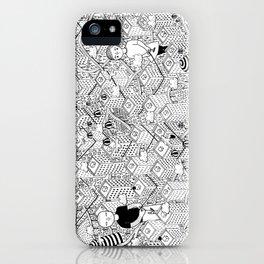 Non posso legarti ma provo a tenerti iPhone Case