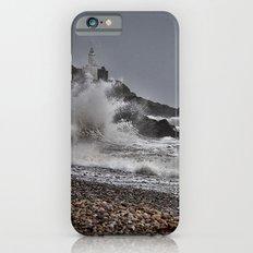Mumbles Wild Waves. Slim Case iPhone 6s