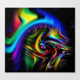 Abstract Perfection 19 Canvas Print