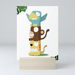 Animal Totem Mini Art Print