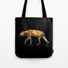 Wild African Dog. Tote Bag