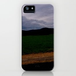Seven Sisters by the Farm iPhone Case
