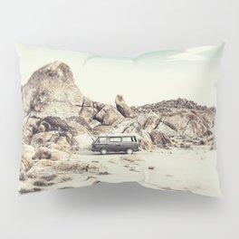Joshua Tree Desert Van Pillow Sham