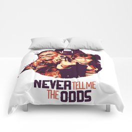 Han Solo & Chewbacca Comforters