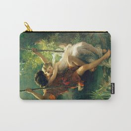 Spring by Pierre Auguste Cot Carry-All Pouch