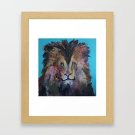 Cecil Heart Framed Art Print