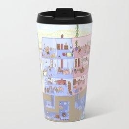 Village Homes Maze Travel Mug