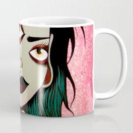 Mutant Girl Coffee Mug