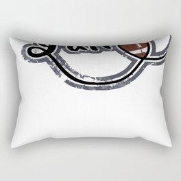 Football For All Rectangular Pillow