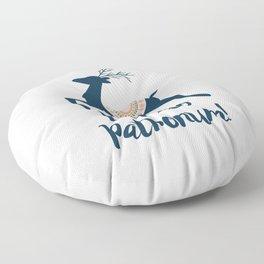 Expecto patronum! Floor Pillow