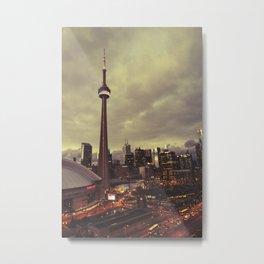 Toronto Baby Metal Print