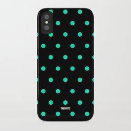 ACID RAIN iPhone Case