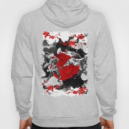 Samurai Fighting Hoody