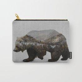 The Kodiak Brown Bear Carry-All Pouch