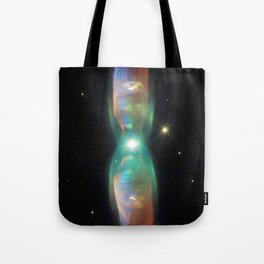prism of the interdimensional iridescent | space #07 Tote Bag