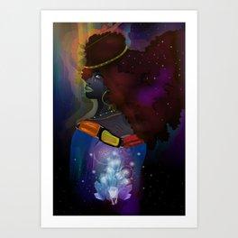Inner Queenly Art Print