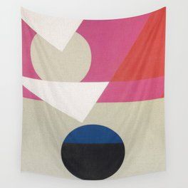 Frederick Hammersley 4 Wall Tapestry