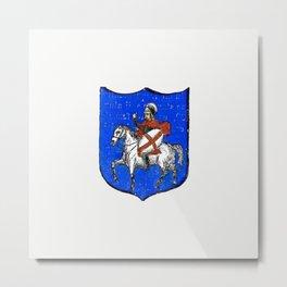 Coat of arms from Dizionario corografico dell Italia Metal Print