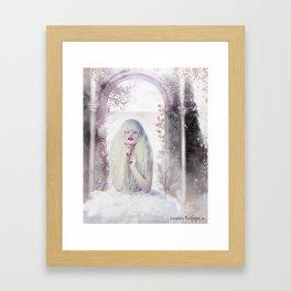 Victoria Framed Art Print