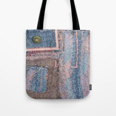 Dine Pillow 1 Tote Bag