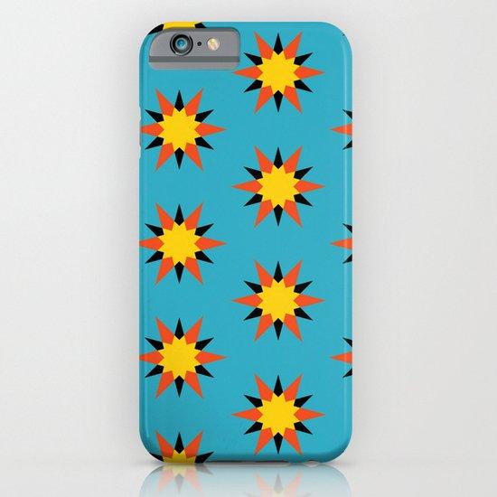 Retro Starburst iPhone & iPod Case