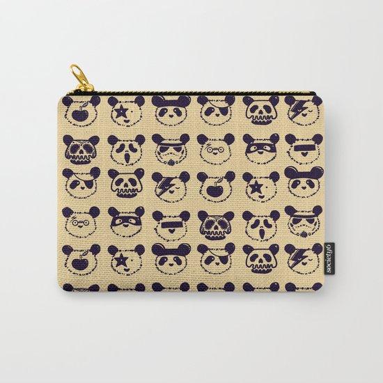 Pop Panda Tee Carry-All Pouch