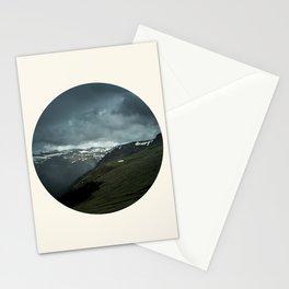 Scandinavian Landscape Stationery Cards