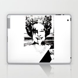 Save The Queen Laptop & iPad Skin