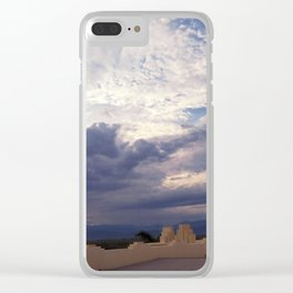 """""""View From My Window"""" Clear iPhone Case"""