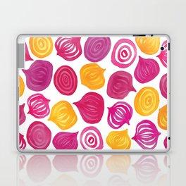 Spring Beet pattern Laptop & iPad Skin